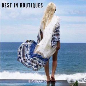 Other - Thunderbird Kimono Duster Cover